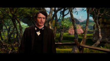 Oz the Great and Powerful Blu-ray and DVD TV Spot