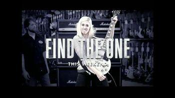 Guitar Center Memorial Weekend Sale TV Spot