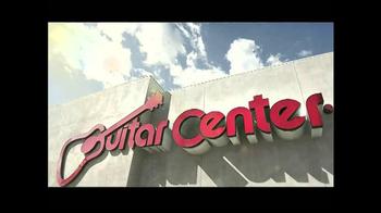 Guitar Center Memorial Weekend Sale TV Spot - Thumbnail 1