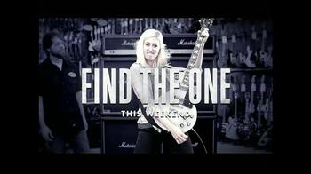 Guitar Center Memorial Weekend Sale TV Spot - Thumbnail 10