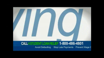 4Student Loan Relief TV Spot - Thumbnail 1