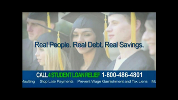 4Student Loan Relief TV Spot - Thumbnail 2