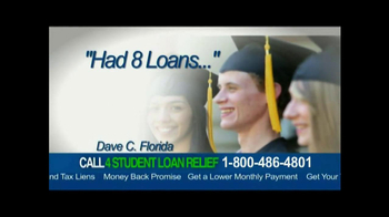 4Student Loan Relief TV Spot - Thumbnail 4