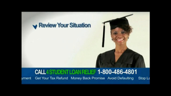 4Student Loan Relief TV Spot - Thumbnail 5