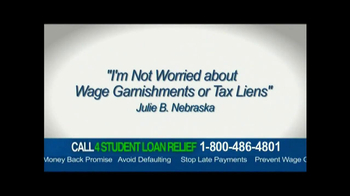 4Student Loan Relief TV Spot - Thumbnail 6