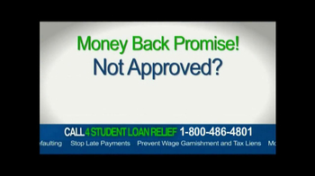 4Student Loan Relief TV Spot - Thumbnail 7