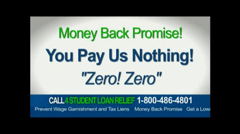 4Student Loan Relief TV Spot - Thumbnail 8
