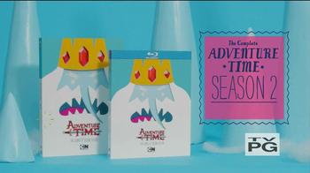Adventure Time Season 2 Blu-ray and DVD TV Spot - Thumbnail 4