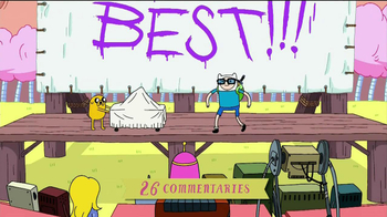 Adventure Time Season 2 Blu-ray and DVD TV Spot - Thumbnail 8