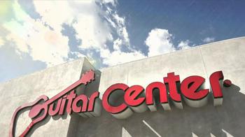 Guitar Center Memorial Day Weekend Sale TV Spot - Thumbnail 1