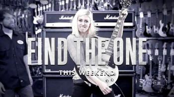 Guitar Center Memorial Day Weekend Sale TV Spot - Thumbnail 10