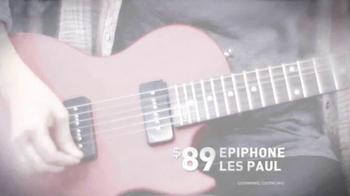 Guitar Center Memorial Day Weekend Sale TV Spot - Thumbnail 5