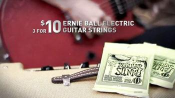 Guitar Center Memorial Day Weekend Sale TV Spot - Thumbnail 6