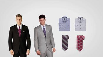 JoS. A. Bank Instant Wardrobe Sale TV Spot, 'Suit' - Thumbnail 10