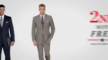 JoS. A. Bank Instant Wardrobe Sale TV Spot, 'Suit' - Thumbnail 4