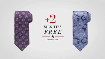 JoS. A. Bank Instant Wardrobe Sale TV Spot, 'Suit' - Thumbnail 8