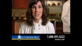 Le Cordon Bleu Career Guide TV Spot, 'Seattle'