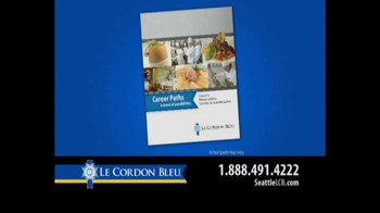Le Cordon Bleu Career Guide TV Spot, 'Seattle' - Thumbnail 5