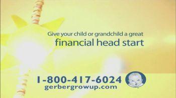 Gerber Life Grow Up Plan TV Spot, 'Parents & Grandparents' - Thumbnail 1