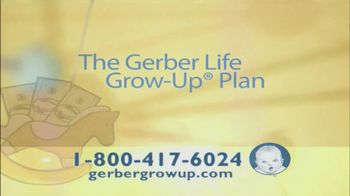 Gerber Life Grow Up Plan TV Spot, 'Parents & Grandparents'