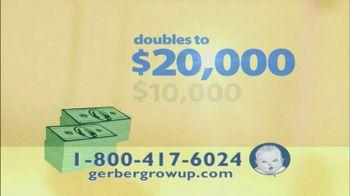 Gerber Life Grow Up Plan TV Spot, 'Parents & Grandparents' - Thumbnail 3