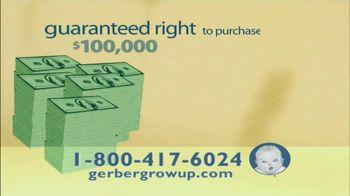 Gerber Life Grow Up Plan TV Spot, 'Parents & Grandparents' - Thumbnail 4