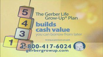 Gerber Life Grow Up Plan TV Spot, 'Parents & Grandparents' - Thumbnail 6