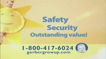 Gerber Life Grow Up Plan TV Spot, 'Parents & Grandparents' - Thumbnail 8