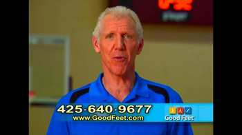 Good Feet TV Spot Featuring Bill Walton and Mary Lou Retton - Thumbnail 6