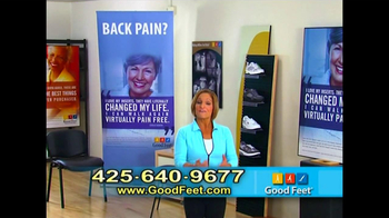 Good Feet TV Spot Featuring Bill Walton and Mary Lou Retton - Thumbnail 8