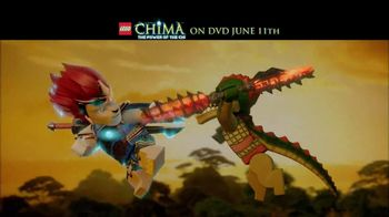 LEGO Legends of Chima, The Power of the Chi TV Spot