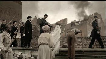 Killing Lincoln Blu-ray TV Spot - Thumbnail 1