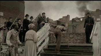 Killing Lincoln Blu-ray TV Spot - Thumbnail 2