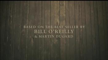 Killing Lincoln Blu-ray TV Spot - Thumbnail 7