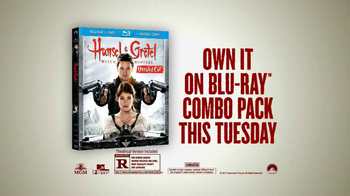 Hansel & Gretel: Witch Hunters Blu-ray and DVD TV Spot - Thumbnail 8