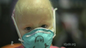 St. Jude Children's Research Hospital TV Spot, 'Shapes and Sizes' - Thumbnail 4