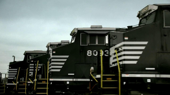 Norfolk Southern TV Spot, 'What's Your Function?'