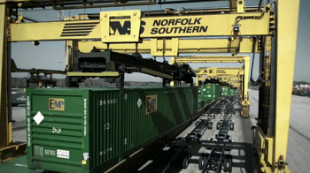Norfolk Southern TV Spot, 'What's Your Function?' - Thumbnail 5