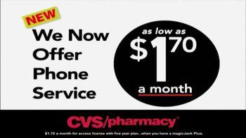 magicJack TV Spot, '$1.70: CVS Pharmacy'