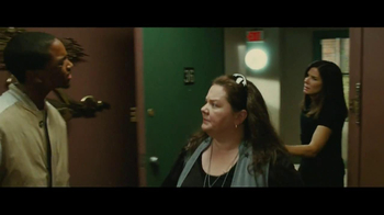 The Heat - Alternate Trailer 3