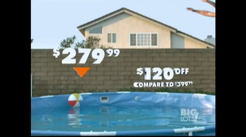 Big Lots TV Spot, 'Belly Flop' - Thumbnail 1