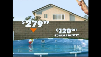 Big Lots TV Spot, 'Belly Flop' - Thumbnail 2