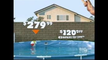Big Lots TV Spot, 'Belly Flop' - Thumbnail 2