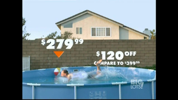 Big Lots TV Spot, 'Belly Flop' - Thumbnail 7