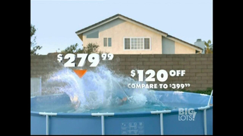 Big Lots TV Spot, 'Belly Flop' - Thumbnail 8