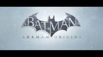 Batman Arkham Origins TV Spot, 'Fierce Enemies'