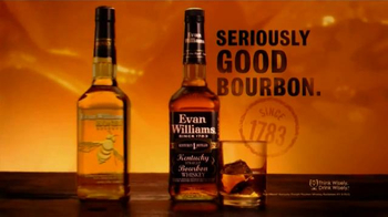 Evan Williams Bourbon TV Spot - Thumbnail 9