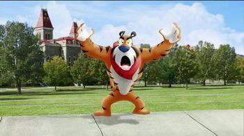 Kellogg's Cereal TV Spot, 'Monsters University'