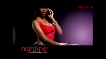Nightline Chat TV Spot, 'Ignite Your Desires' - Thumbnail 1