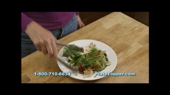 Plate Topper TV Spot - Thumbnail 3